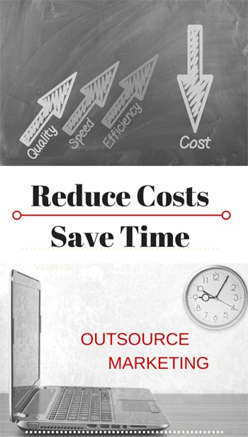 Outsource Marketing To Reduce Costs