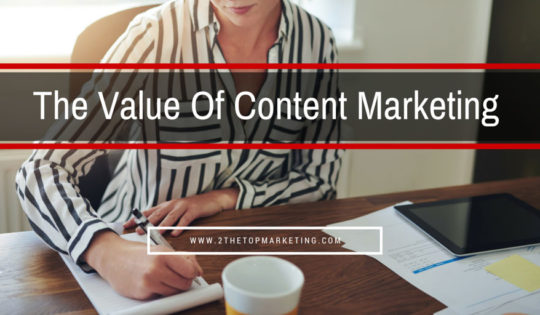 Why Every Business Should Engage In Content Marketing