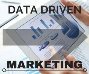 Data Driven Marketing Campaigns