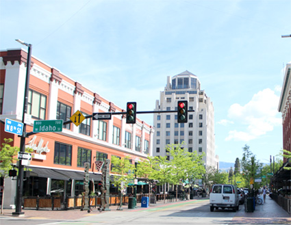 Boise Downtown Businesses