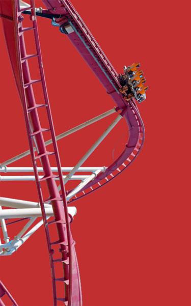 SEO Roller Coaster